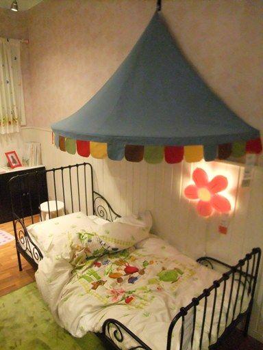 快適な眠りをあなたに♡IKEAのベッドキャノピーで目を覚ました瞬間かわいいが広がる|MERY [メリー]