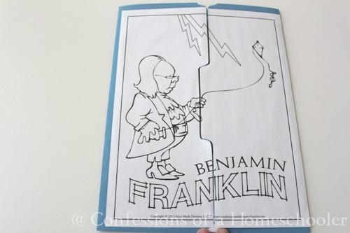 Ben Franklin Unit Study ~ Confessions of a Homeschooler