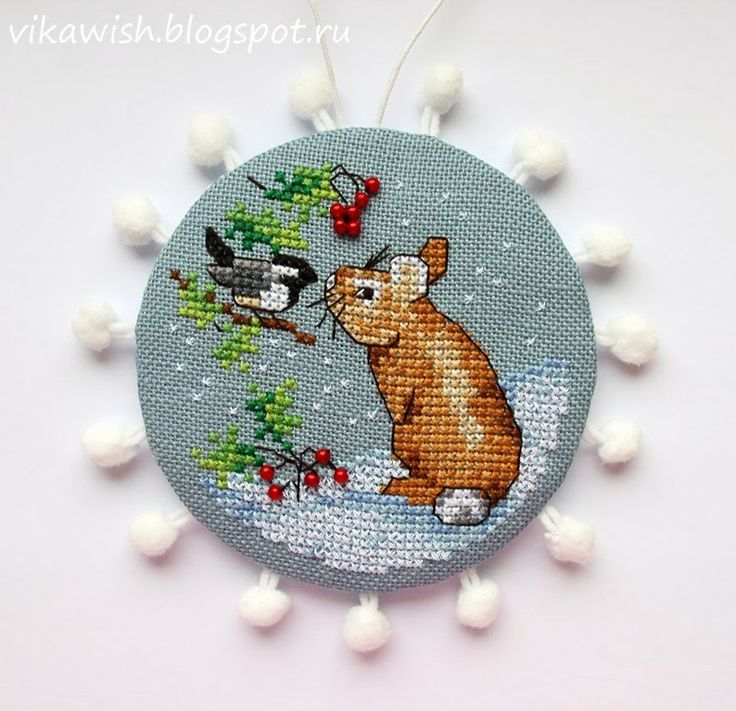 Wildlife Christmas Ornaments
