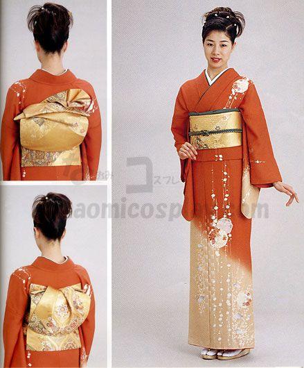 Kimonos and More - Obi knots