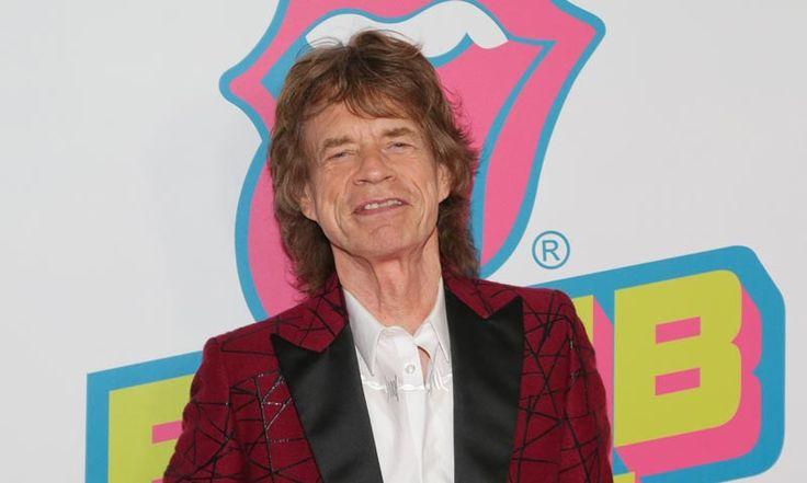 Mick Jagger se convierte en padre por octava vez, dos años después de ser bisabuelo