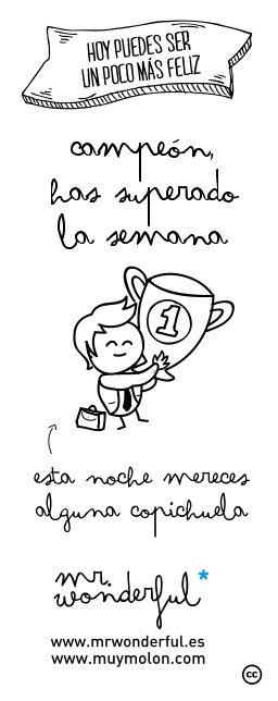 Los 'wonderconsejos' de Mr. Wonderful http://www.muymolon.com