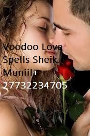 Lost Love Spell or Spells are used or performed, if you have lost your love and all the efforts that you have tried have failed and there is no way that you can get your love back. Lost love spell will bring your love back to you unconditionally. Also if your love is with some one else then by the power of this spell your love will break his or her relation and will be with you.  Contact: Sheik Muniil Tel: +27732234705 Email: sheikmuniil@gmail.com Website: www.sheikmuniil.webs.com