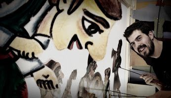 Μία απίθανη παράσταση που περιλαμβάνει θέατρο, #θέατρο_σκιών, τραγούδι και διάδραση με τα παιδιά παρακολουθήσαμε στη Μινέττα με την οργάνωση της Κατερίνας Πρωτοσυγγελίδου. ______________________ Γράφει η Αργυρώ Μουντάκη http://fractalart.gr/karellas-ilias/