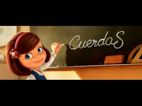 Cuerdas (strings) is a very beautiful and touching Spanish short film directed by Pedro Solis about love, friendship, acceptance, dreams and hopes; It's about a girl who befriends a boy with cerebral palsy