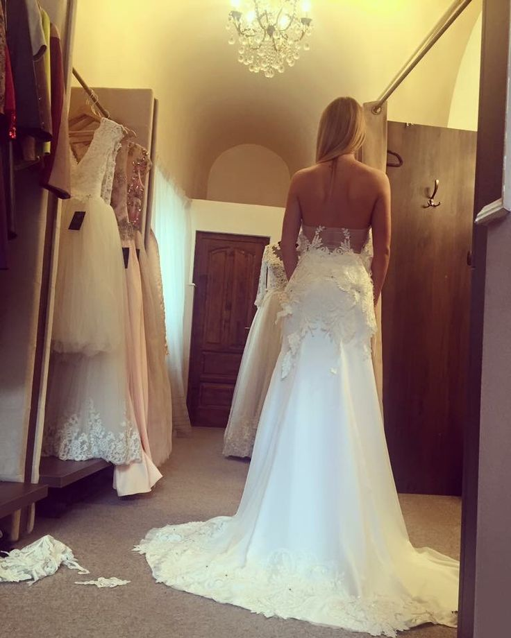 Fitting today for my another special bride.