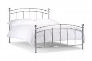 Julian Bowen Chatsworth Double Metal Bed Frame