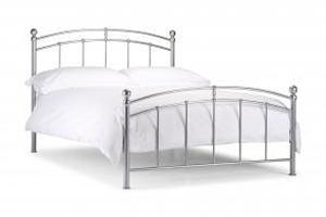 Julian Bowen Chatsworth Double Metal Bed Frame