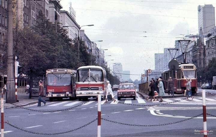 Marszałkowska, lata '70