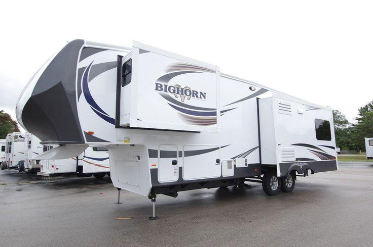 New 2016 Heartland Bighorn 3010RE 5th Wheel For Sale - BI6010