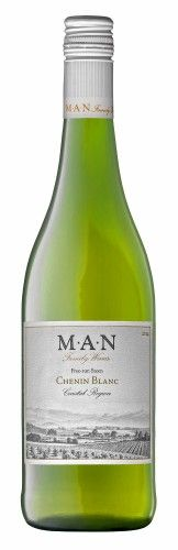"""South African Vintners Have Blazed a New Path for Chenin Blanc - MAN Family Wines Chenin Blanc """"I have since returned to the MAN Family Wines Chenin Blanc on a number of occasions, and it's become one of this year's summer favorites. I've also tried a few costlier South African Chenin Blancs, and I like MAN better."""" - Valley News"""