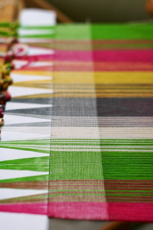 Weave-Away: Finally some weaving to share!!!