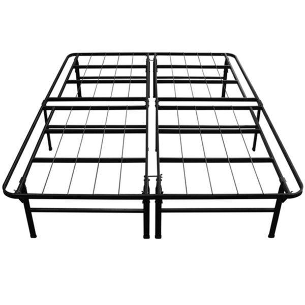 sleep revolution deluxe smart base steel bed frame overstock shopping big discounts on