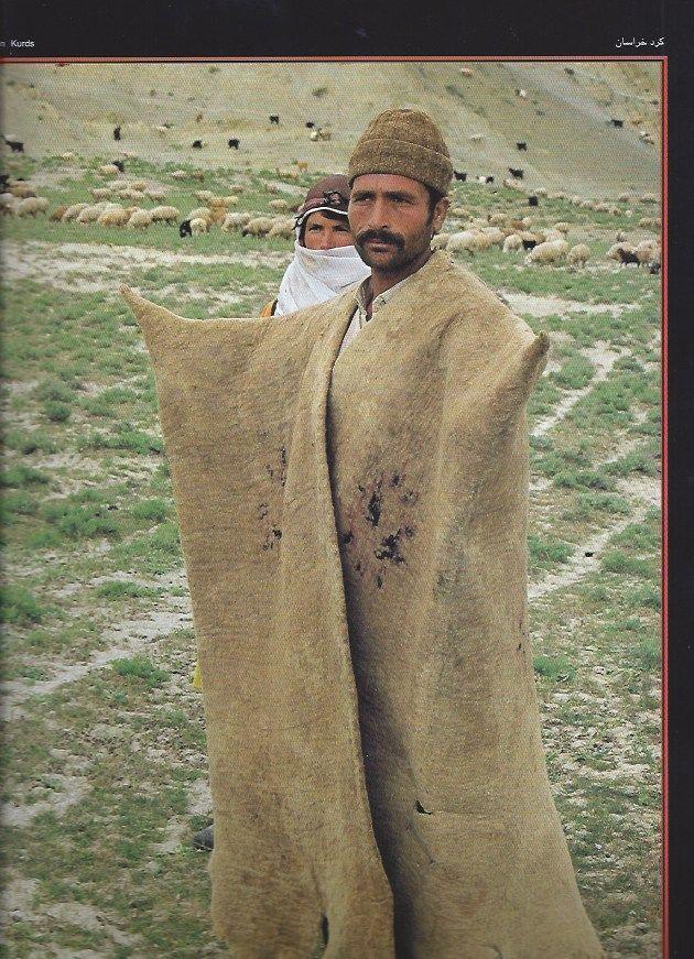 Mohammad Reza Baharnaz, Iranian Nomad