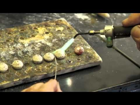 LUIS F.MORENO SILVERSMITH -EASY JEWELRY MAKING 30 - YouTube