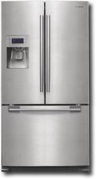 French door refrigerator by Samsung.