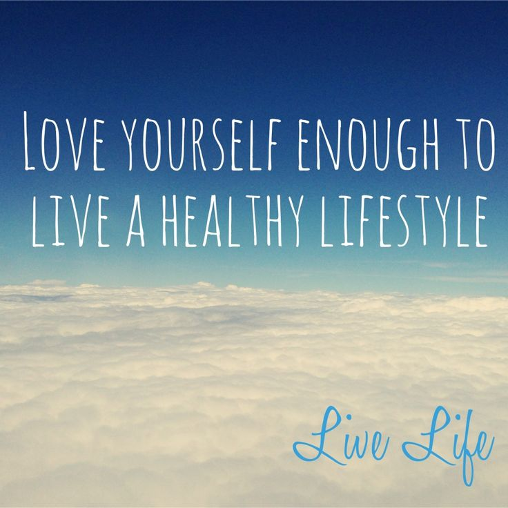Healthy Lifestyle Inspirational Quotes