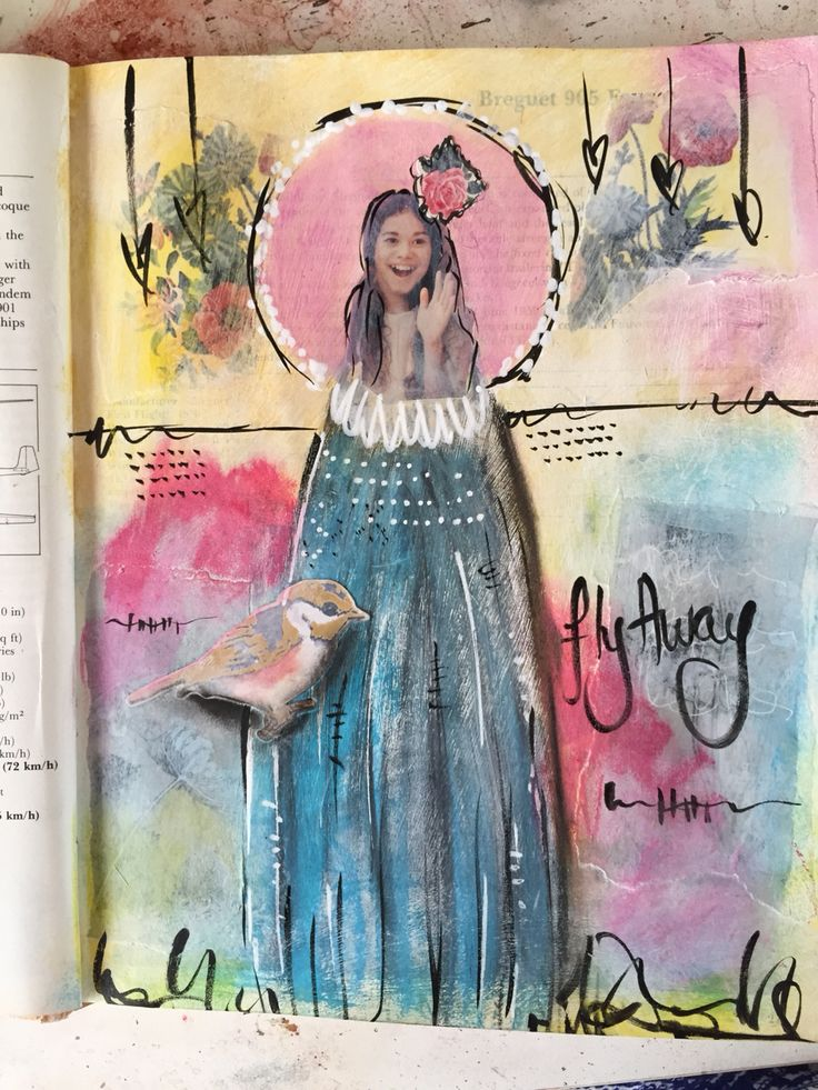 Journal page Ruby Jude