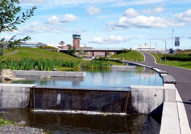 ATELIER DREISEITL • PORTFOLIO   Landscape Architecture   Nansen Park
