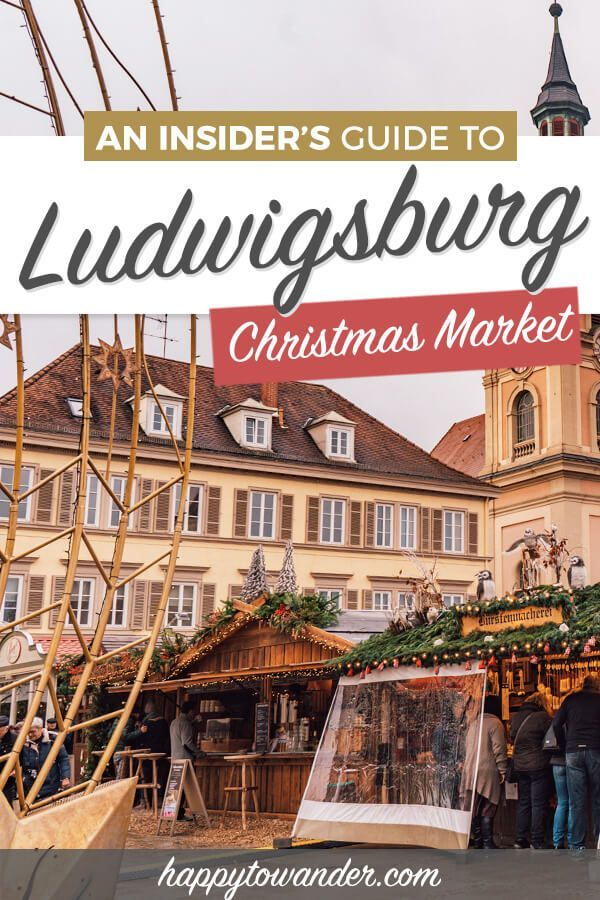 Ludwigsburg Christmas Market 2020 Hours Ludwigsburg Christmas Market 2020 Guide: What to Eat, Where to Go