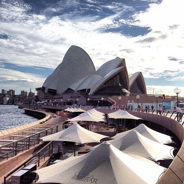 Beautiful autumn day in Sydney Australia     by stephtee (instagram)