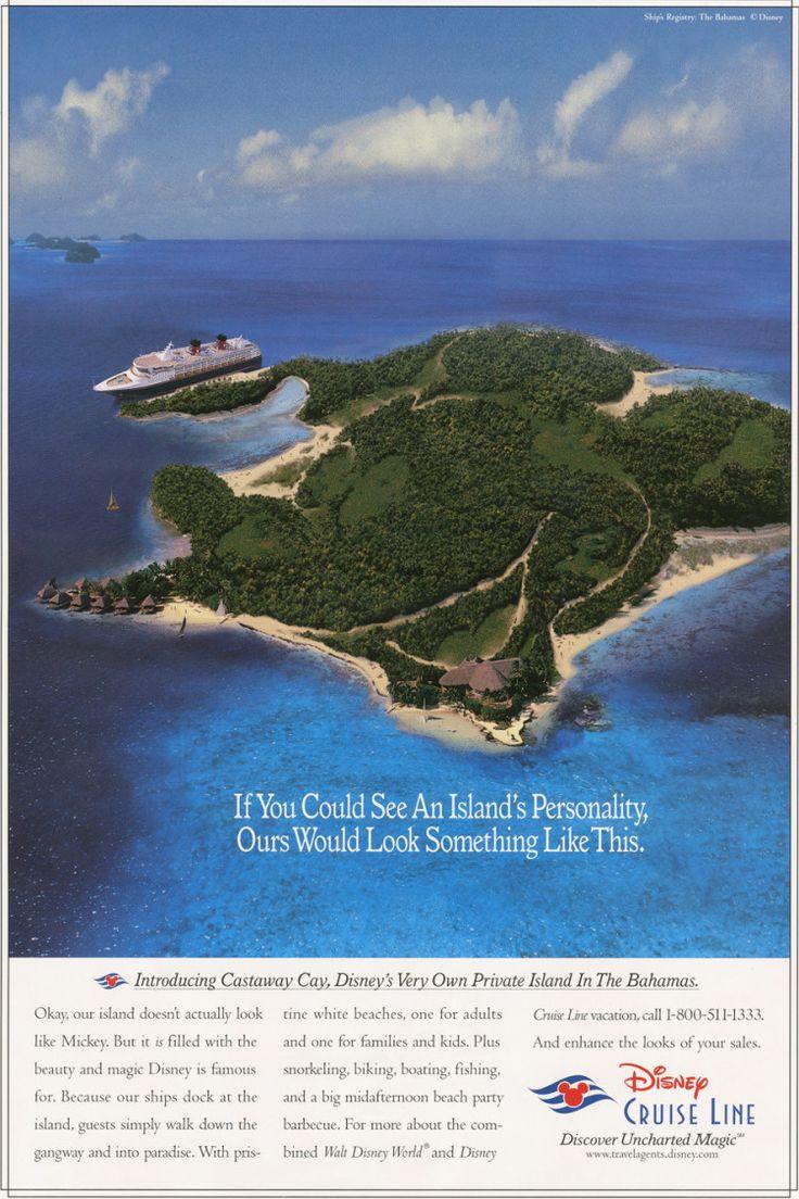 ディズニー所有の夢の島!ディズニーファンの楽園キャスタウェイ・ケイが素敵