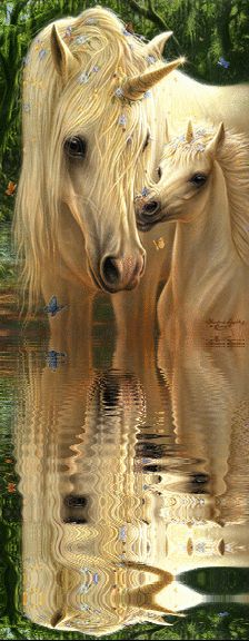 ༺♥༻pretty unicorns༺♥༻