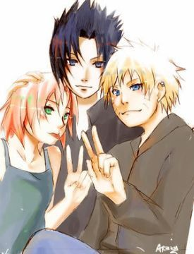 #wattpad #fanfiction Imagine team 7 being more badass than usual and *gasp* sasuke not being an emo, sakura not being an fangirl and wait for a it...... naruto being...... smarter! Imagine if their other personality was just an mask.