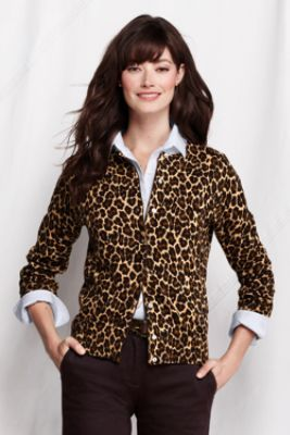 leopard cardigan!  Get 4% cash back http://studentrate.com/itp/get-itp-student-deals/Lands--End-Discounts--amp--Coupons--/0