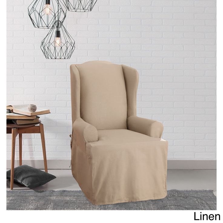 1000 Ideas About Chair Slipcovers On Pinterest