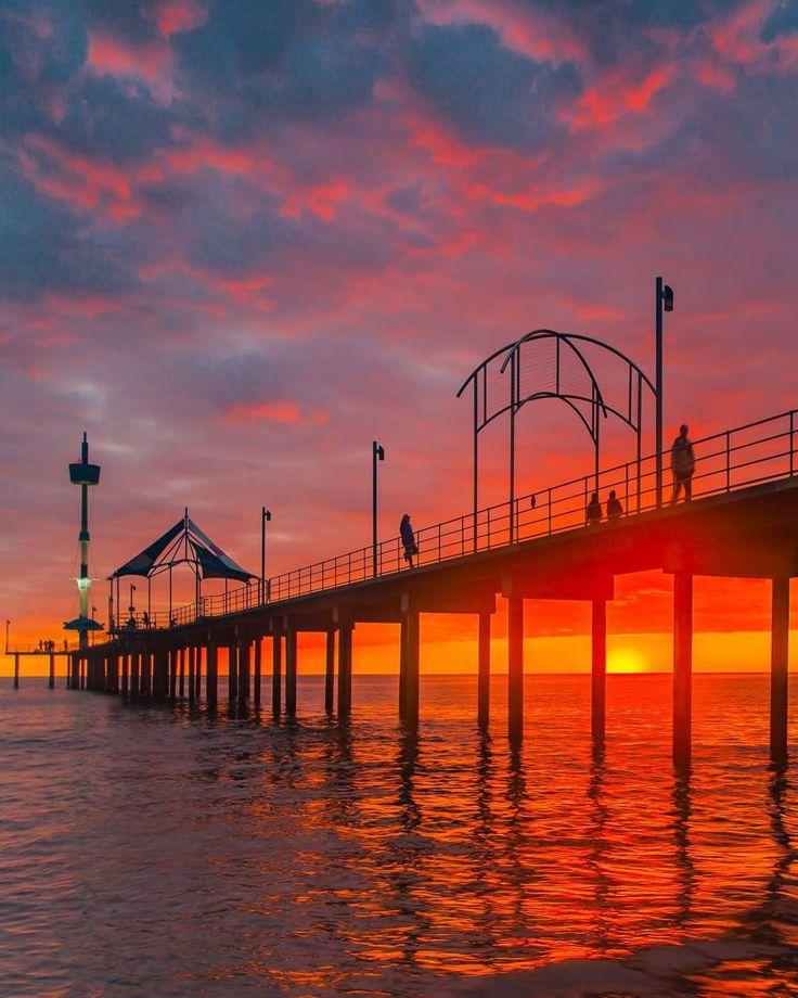 Brighton Jetty, Adelaide, South Australia