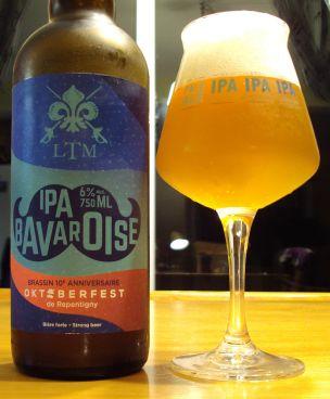IPA Bavaroise | Les Trois Mousquetaires