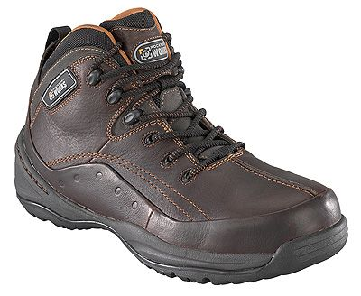 Rockport Works Brown Urban Expedition Steel Toe EH Boot 6 Inch Men Shoes  RK6200