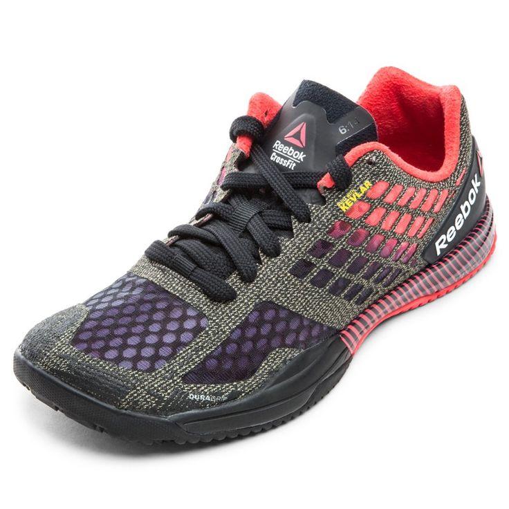 http://www.roguefitness.com/reebok-crossfit-compete-womens-black-neon-cherry-chalk?a_aid=4ff181ec18f98 - Reebok CrossFit Compete