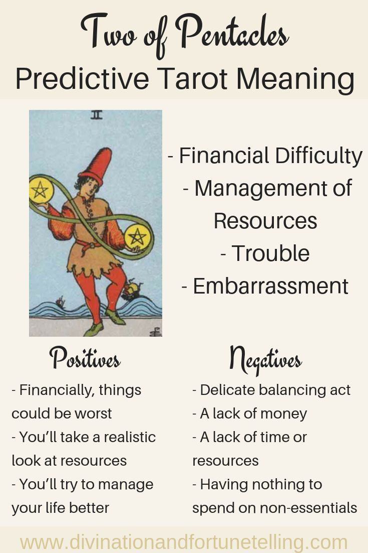 Future tarot meanings two of pentacles lisa boswell in