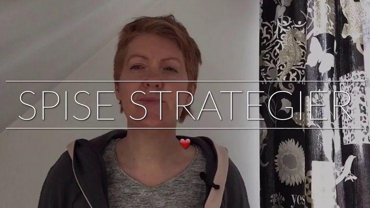 """En video om spisestrategier. Hvor er din udfordring og hvordan mener forskerne det skal gribes an. Baseret på dr´s program """"Det store slankeprojekt"""". Tjek videoen den er 7½ minut lang!"""