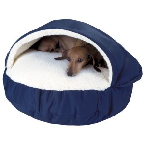 Snoozer Cozy Dog Cave Image 4