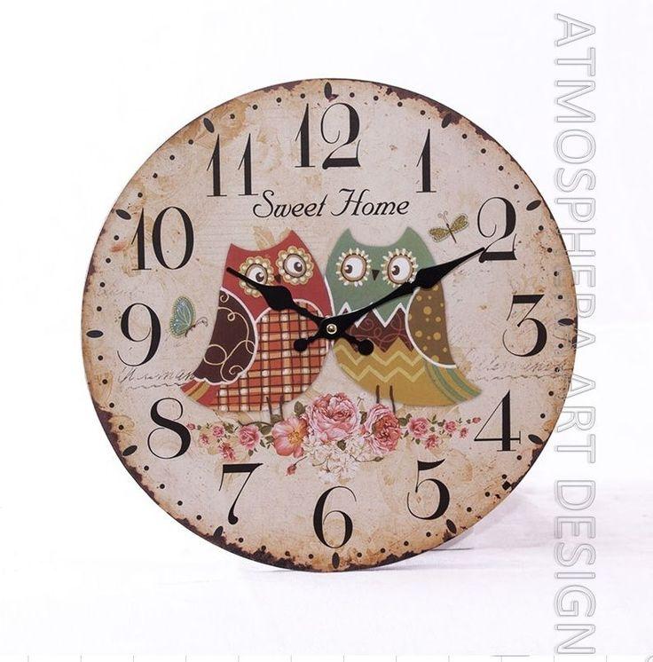 Oltre 25 fantastiche idee su decorazione orologio da for Idee per orologio da parete