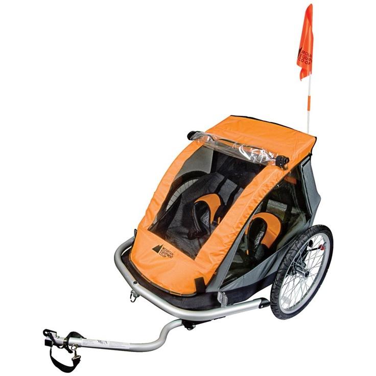 Mec Child Bike Trailer And Stroller Double Mountain Equipment Co