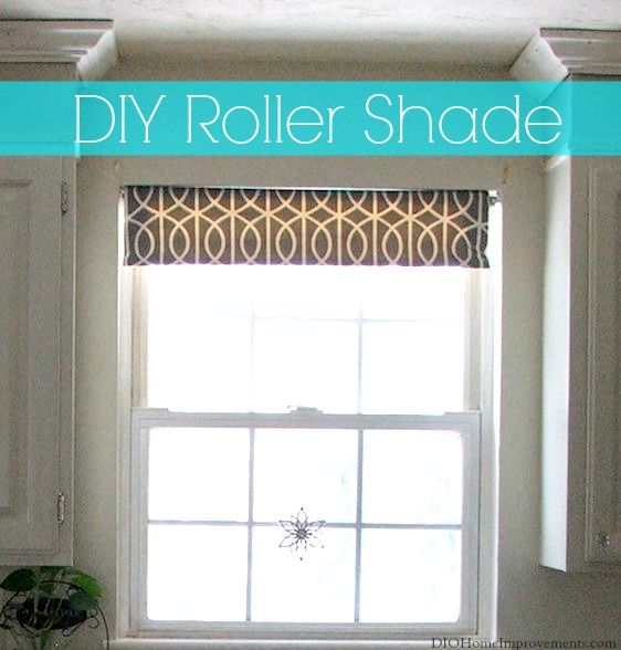25 best ideas about diy roller blinds on pinterest for Beautiful window treatments
