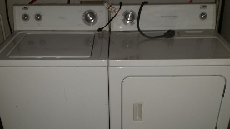 Estate By Whirlpool Washer And Dryer In Scott1992 S Garage