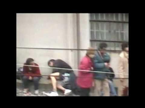 72 horas del 11m al 14m [1/7] (Reportaje atentados 11 de marzo en Madrid)