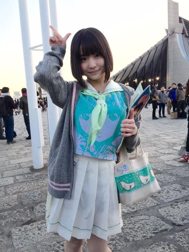 虹のコンキスタドールの根本凪ちゃん #でんぱコス