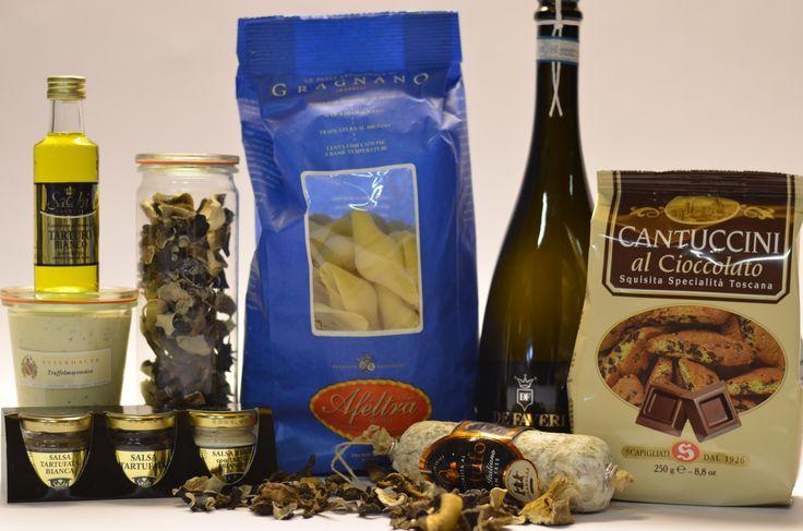 Festa del tartufo  Een van de specialiteiten van Eyserhalte, truffelproducten. Een feest voor de liefhebber.