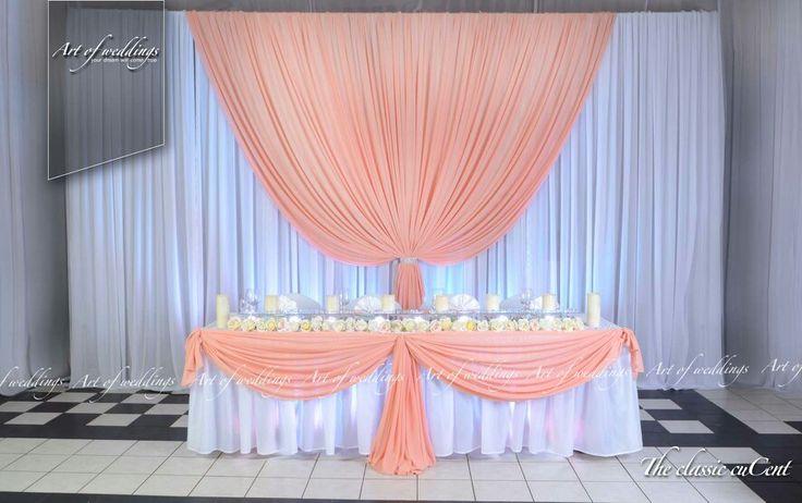 "Wedding presidium by ""artofweddings.lv"""