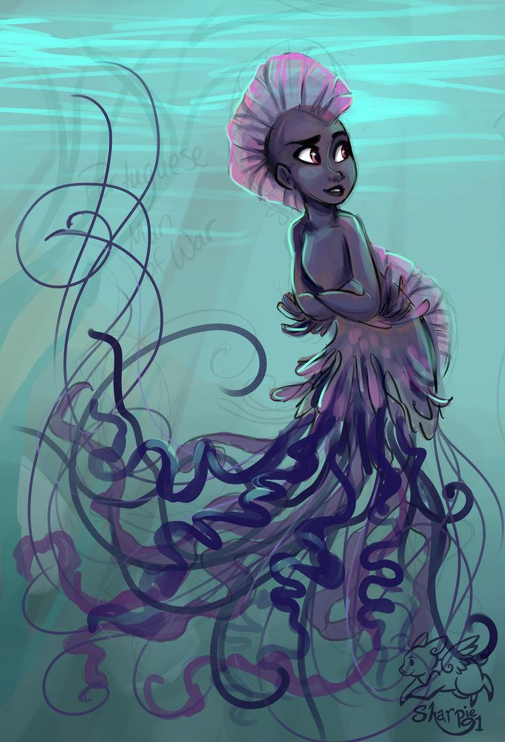 Mermaids by *sharpie91