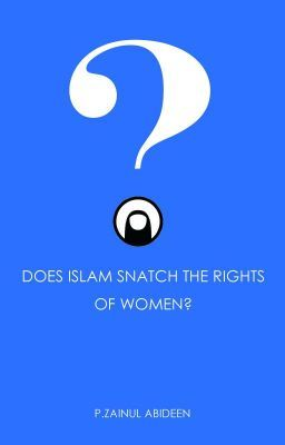 """Read """"DOES ISLAM SNATCH THE RIGHTS OF WOMEN? - INTRODUCTION"""" #wattpad #non-fiction"""