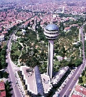 Ankara is a very old city with various Hittite, Phrygian, Hellenistic, Roman, Byzantine, and Ottoman archaeological sites.  http://www.turkeytouristguide.eu/en/content/18/ankara/