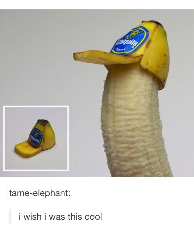 When the Bananas got more swag than you do