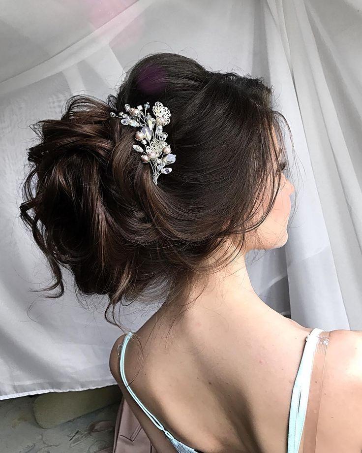85 Elegante Hochzeitsfrisuren – Beste Hochzeitsfrisuren für die Braut 2019 – Wedding Hairstyles